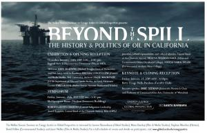 Beyond the Spill