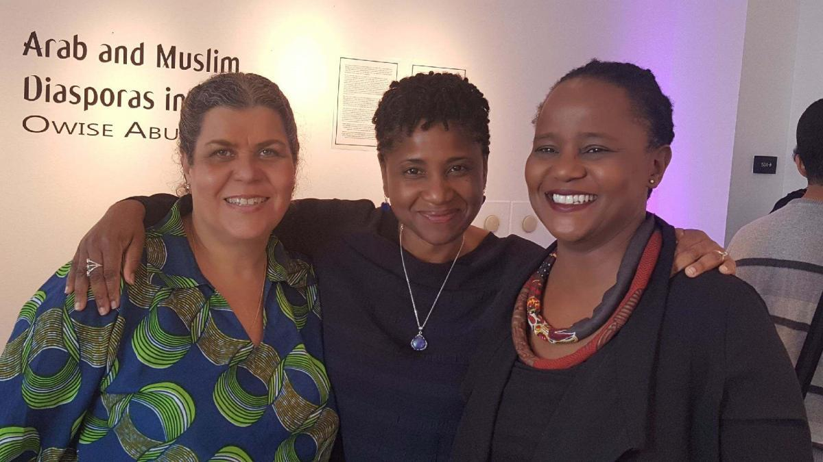 Book Launch Party for Professor Clitandre with writer Edwidge Danticat